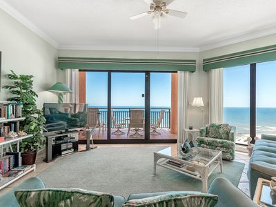 Photo for 1504W - Unbeatable Gulf Views in this 2BR Condo!