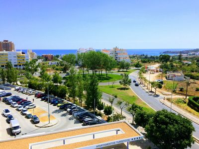Photo for Apartment with excellent sea view, 800m from the beach (5631-AL)