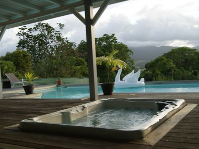 Photo for VERY NICE VILLA ANY COMFORT - TROPICAL STYLE IN GUADELOUPE