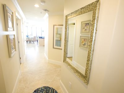 Photo for Stunning Seaglass - 3 BR- 3 Bath HUGE Luxury Condo! Booking for September!😎