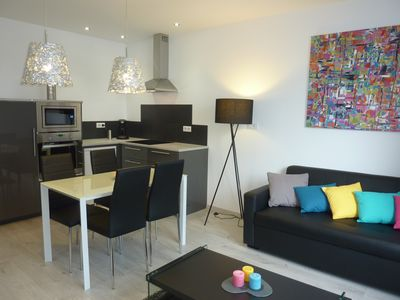 Photo for 1BR Apartment Vacation Rental in Vittel, Grand Est