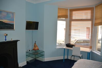 1st Bedroom with Freeview TV