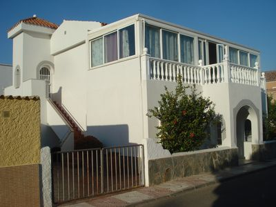 Photo for Holiday house direct to the beach from Costa del Sol
