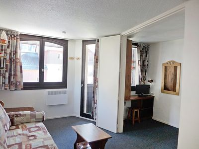 Photo for Apartment in the center of Chamonix with Lift, Internet, Balcony (340329)
