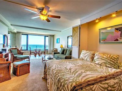 Photo for Junior Suite Oceanfront #906