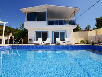 Photo for Charming Secluded 2 Bedroom Villa with Very Private Pool