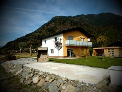 Photo for Comfortable apartment for 2-4 pers. nearby Lake Ossiach and Skiing area Gelitzen