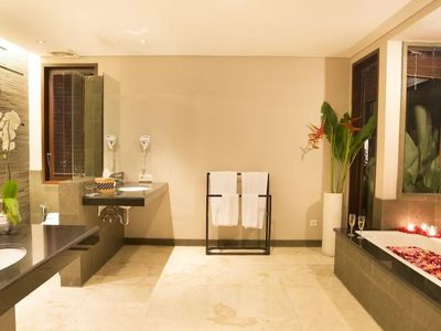 Photo for Charming Beautiful View with 2 BR and Private Pool