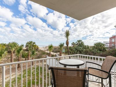 Directly Oceanfront Condo Stunning Sunrise Views
