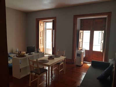 Photo for Santa Justa Chiado Barrio Alto Suite with private bathroom up to 4 calm guests