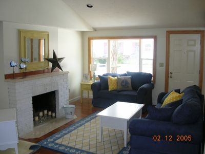 Photo for Beautiful, Walk to Beach, Family Friendly Cottage!
