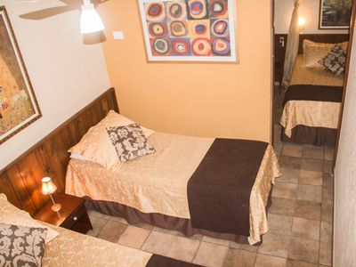 Photo for 2 BEDROOMS WITH CAFE AND BREAKFAST