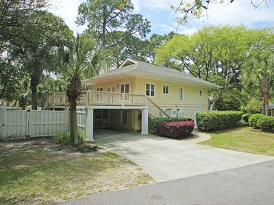 Photo for Listed By Owner, Private Pool, 1-2 Min. Walk To Uncrowded Beach, Huge Sun Deck