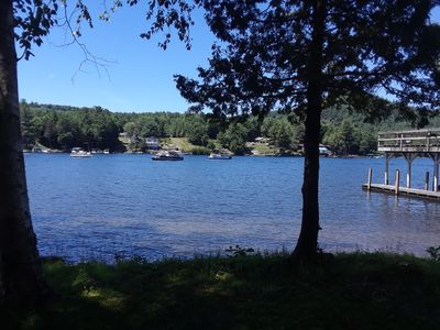 Photo for Residential cottage on Huddle Bay, Lake George,NY