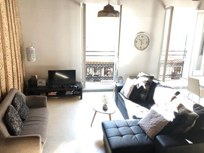 Photo for Stunning 2 bed apartment, nestled within Bergerac's Old Town
