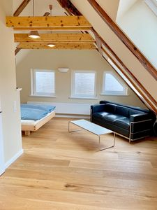 Photo for Duplex in a refurbished half-timbered house