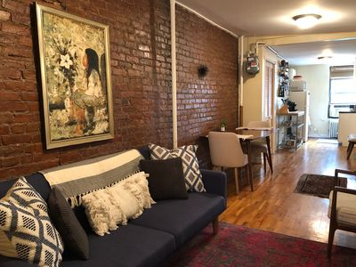 Photo for CHIC Apt in TRENDY East Village