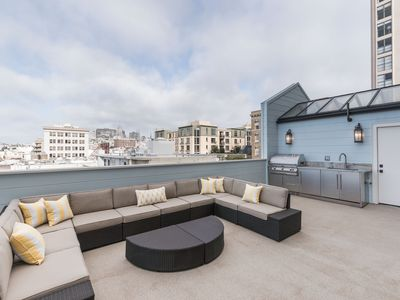 Photo for Elegant Home in Pacific Heights - Newly Renovated with Classic Charms