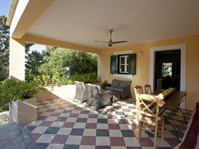 Photo for 2BR Villa Vacation Rental in Evia