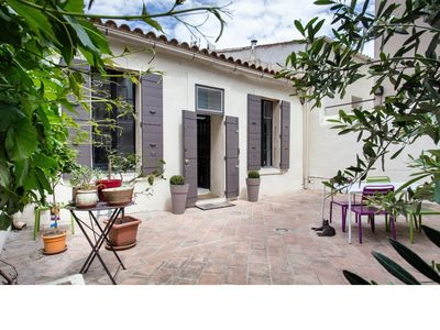 Photo for Charming house Marseille with small garden