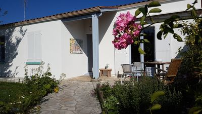 Photo for House 115 m2 VIDEO in one of the most beautiful villages in France 12 km from the beach