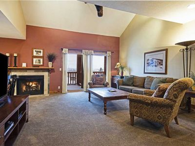 Photo for Snow Flower Condo #40, 3 bed/loft, 3 bath, sleeps 12, SKI-IN/SKI-OUT to Park City Mountain Resort