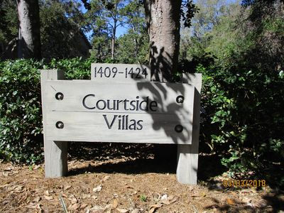 Courtside Villas