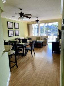 Photo for Renovated 3 bedroom condo in Pelican Bay with pool and private beach club