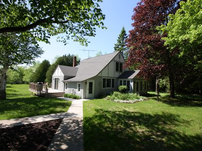 Photo for 3BR House Vacation Rental in ephraim, Wisconsin