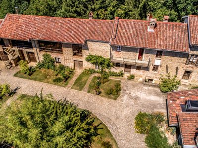 Photo for Vacation home Antico Borgo del Riondino in Alba - 12 persons, 5 bedrooms