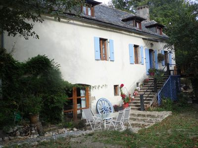Photo for 1 bedroom  with private bathroom  on the ground floor of a French farmhouse.