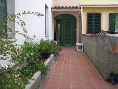 Photo for Holiday Arbatax apartment 5 minutes walk from the beach of Porto Frailis