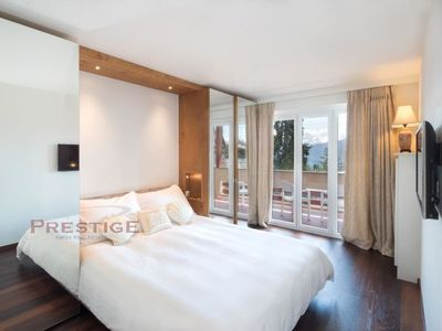 Photo for Apartment Genziana B in Crans-Montana - 6 persons, 3 bedrooms