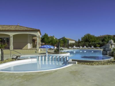 Photo for 2 bedroom Villa, sleeps 6 in Homps with Pool and WiFi