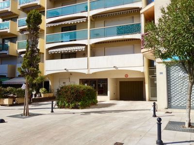 Photo for Nice apartment for 2 people with WIFI, TV, balcony and parking