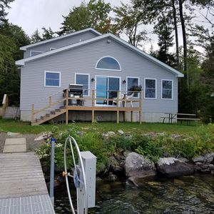 Photo for Vacation Home on Beautiful Schoodic Lake!  Adjacent to snowmobile & ATV Trails!