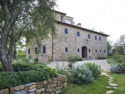 Photo for Luxury Country Villa From 16 Century In The Chianti Hills, (Florence / Siena)