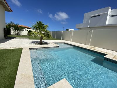 Photo for Cas di Das, brand new house with a large private pool, great location!