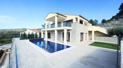 Photo for Villa Turquoise by Cap Vermell Estate | Luxury villa with private pool Beach