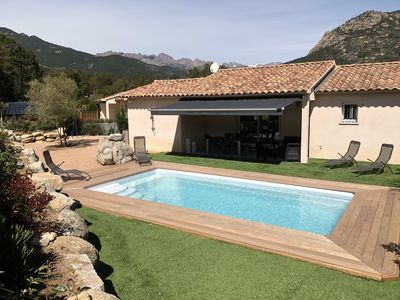Photo for 2BR Villa Vacation Rental in Zonza, Corse