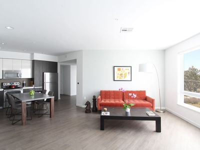 Photo for Stay TRIBE ❤️ Deep Cleaned 🧽 Quiet 2BR, North San Jose
