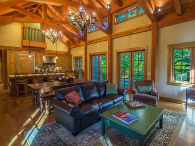 Photo for Cozy Suncadia Escape! Private | Hot Tub | Green Belt | Long-Term Rentals Only