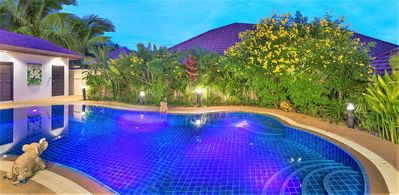 Photo for Luxury 4-Bed Villa with Private Pool in Pattaya - Free Electricity & Daily Clean