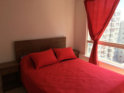 Photo for Apartment-studio apartment (floor / loft) in downtown Santiago steps from the metro
