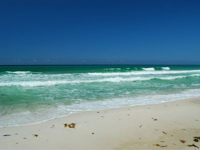 Photo for Luxury Palm Beach Retreat 3/3 only 1/2 block from best beach/Prime Location!
