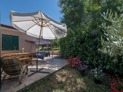 Photo for Holiday house Buje for 5 - 6 persons with 2 bedrooms - Detached holiday house