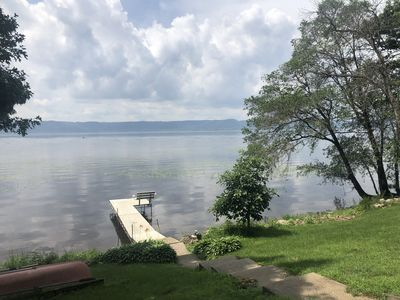 Photo for Cozy studio for one or two on Lake Onalaska!