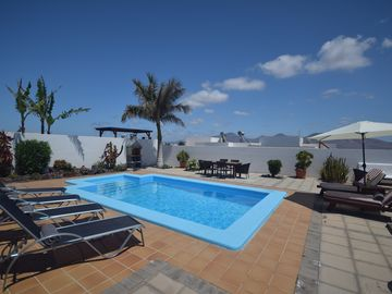 Stunning Villa With Private Heated Salt Pool And Beautiful Terrace