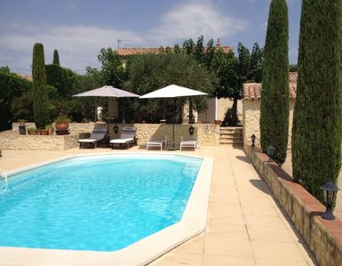 Photo for PROVENCAL HOUSE WITH PRIVATE POOL near Vaison La Romaine