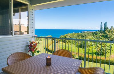 Photo for Ocean views, resort amenities, updated inside, affordable rate - perfect!